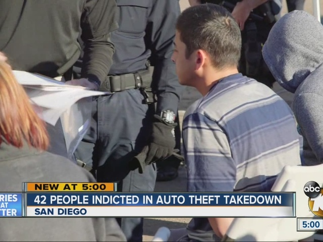 Lengthy auto-theft operation results in indictments, seizure of drugs,…