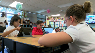 Local students learn coding for 'Hour of Code'