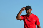 Tiger Woods happy to be playing golf again