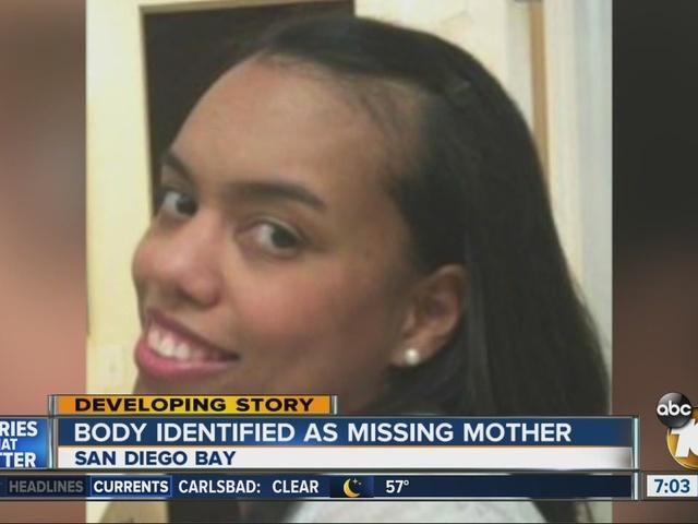 Investigators believe missing Navy wife was murdered