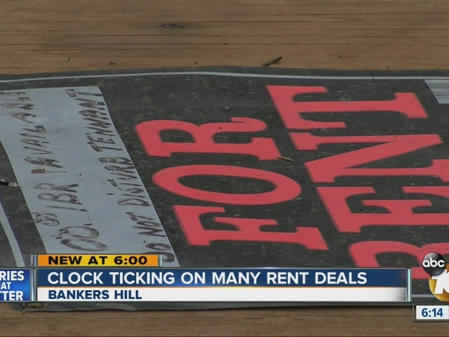 Landlords discounting some rents in San Diego