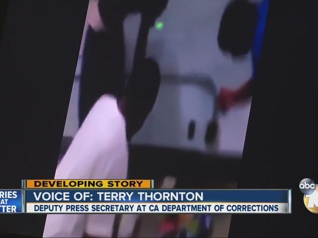 Prison inmates record mannequin challenge