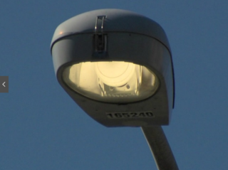 Auditor: Street light replacement system fails