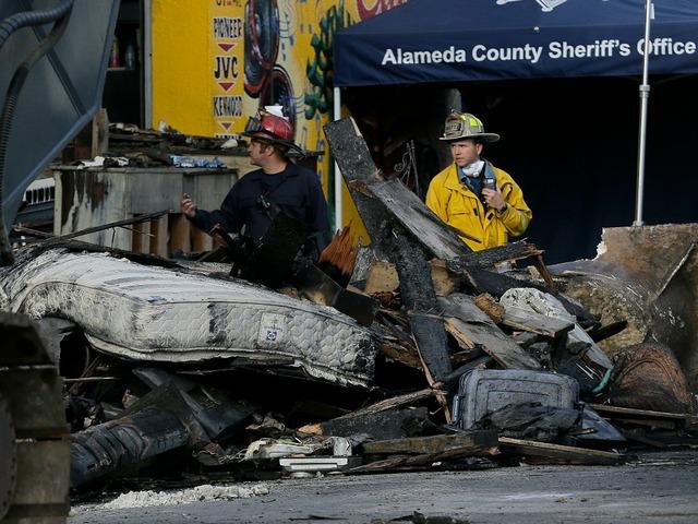 Investigators eye fridge, electrical system in Oakland fire