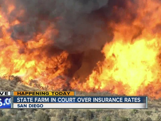 State Farm in court over insurance rates