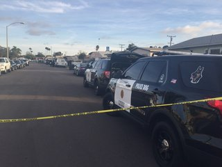 Standoff situation unfolding in Clairemont