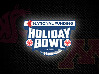 Minnesota faces Washington State in Holiday Bowl