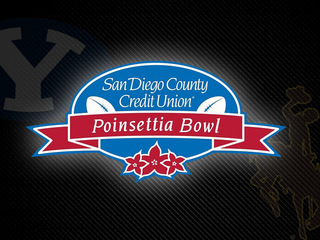 Poinsettia Bowl fans to enjoy snow, petting zoo