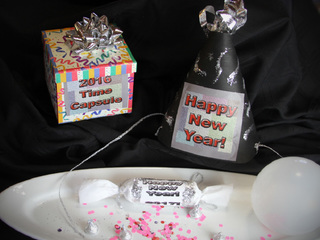 5 child friendly activities for New Year's Eve