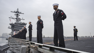 Thousands of sailors deploy from San Diego