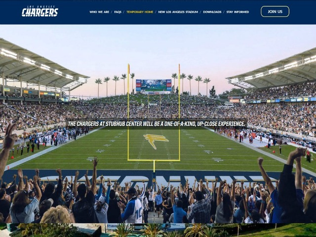 Chargers Moving To La Page 7 Tigerdroppings Com
