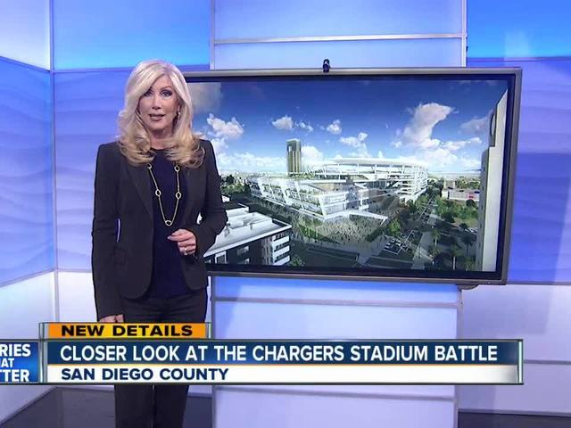 A closer look at the San Diego Chargers stadium battle