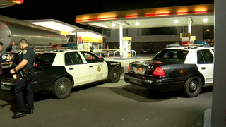 Police: Multiple gas stations robbed by same man