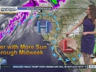 Forecast: Dry for now, lots of rain ahead
