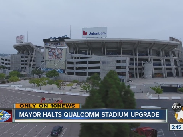 Group wants to bring MLS to San Diego with joint-use stadium