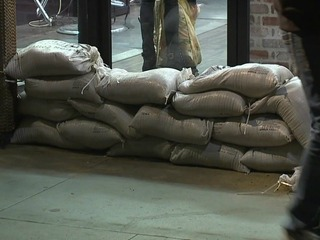 OB residents prepare for rain, possible flooding