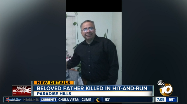 Beloved father killed in hit-and-run