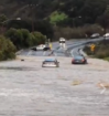 Flood waters prompt water rescue in Mira Mesa