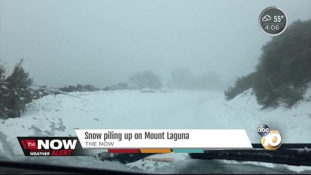 Snow Mount Laguna