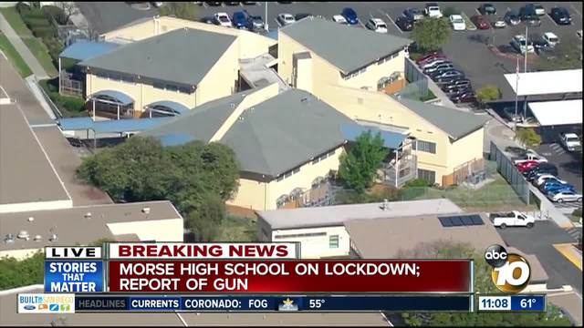 Morse High Fulton Elementary Schools Placed On Lockdown