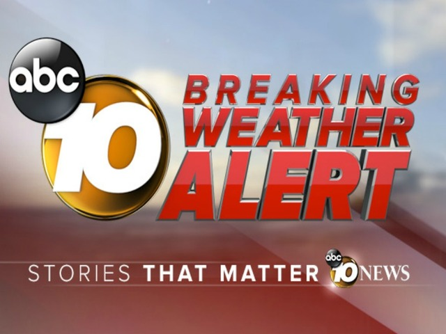 BREAKING WEATHER ALERT: Interactive Radar
