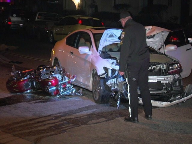 Motorcyclist Killed In Head On Collision With Car In