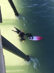 Man saves suicidal woman from IB Pier