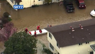 VIDEO: Extreme flooding in San Jose