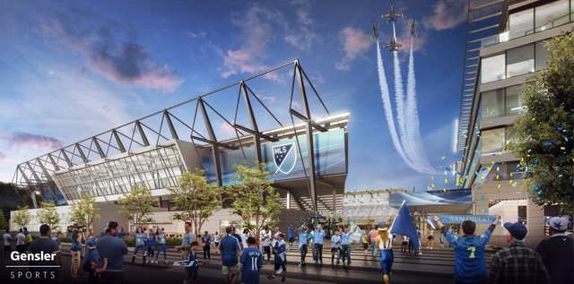 Soccer City Investment Group Publishes Plan 10news Com