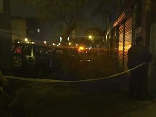 Man shot in neck found in City Heights alley