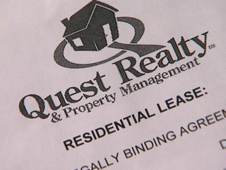 Renters worried after property company closes
