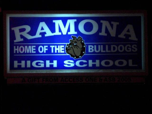 Shooting threat made at Ramona High School