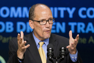 DC Daily: Perez elected DNC chair, Dems slam WH