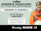 Win tickets to Andrew McMahon at House of Blues