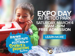 March 4: EXPO Day at Petco Park