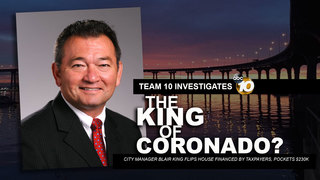 City Manager flips house financed by taxpayers