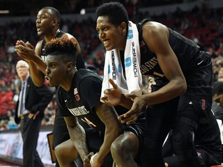SDSU basketball survives overtime in MW tourney