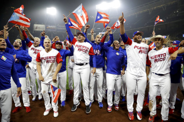Puerto Rico Beats United States 6 5 To Advance To Wbc