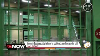 How are Alzheimer's patients ending up in jail?