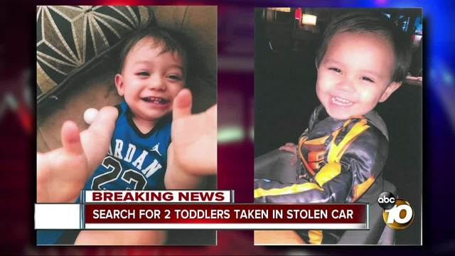 Amber alert issued after two children taken in Cathedral City