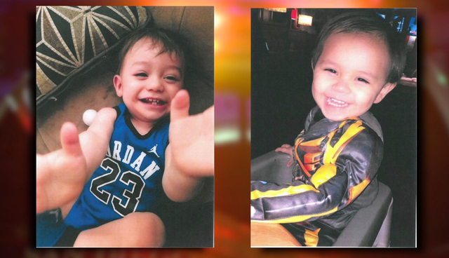 Police locate stolen car with 2 toddlers safe inside