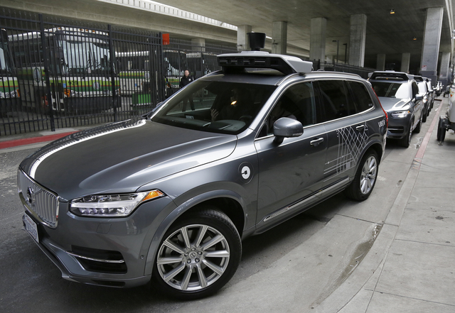 Self Driving Uber Suv Struck During Arizona Accident Com