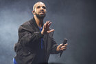 Drake's new CD breaks a new streaming record