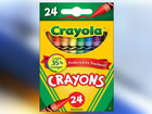 Crayola is retiring a color -- but which one?