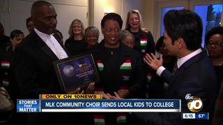 10NEWS LEADERSHIP AWARD - MLK JR Community Choir