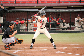 Aztecs win weekend series with offensive flurry