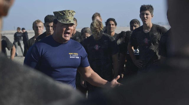 Navy investigating California SEAL's porn-movie moonlighting