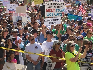 Thousands 'March for Science' in San Diego
