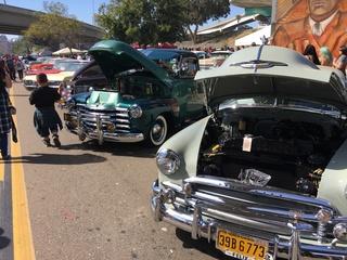 Chicano Park Day celebrates Ramón Chunky Sánchez