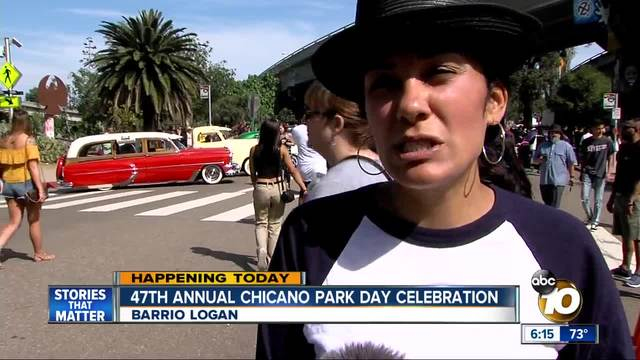 47th annual Chicano Park celebration